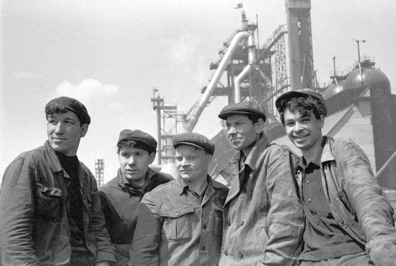 Загадки и мифы советской индустриализации