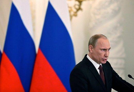 Шахматист Путин