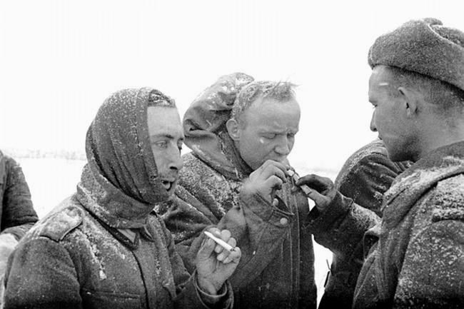 Сказ о том, как пленные немцы по Москве и Киеву «маршировали»