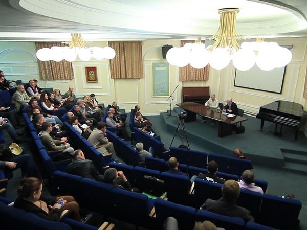 Презентация новых книг В.Ю.Катасонова. 28.08.2014