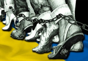 ukraine-enslaved