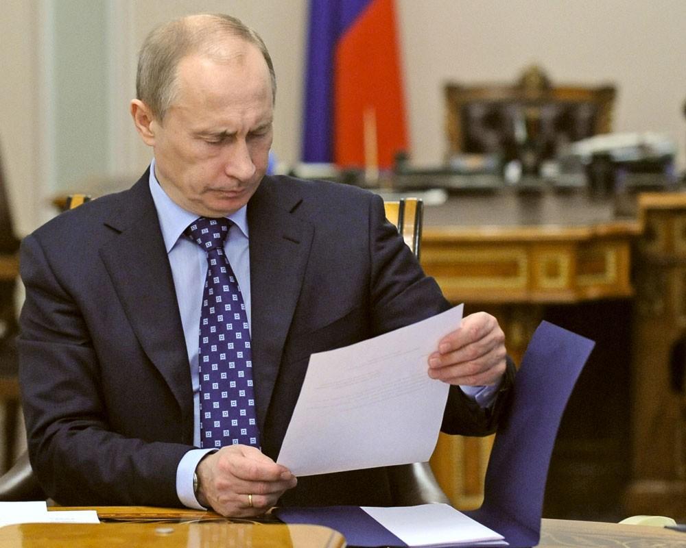 Обращение читателя РЭОШ к Президенту РФ В.В. Путину