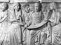220px-Plotinus_and_disciples