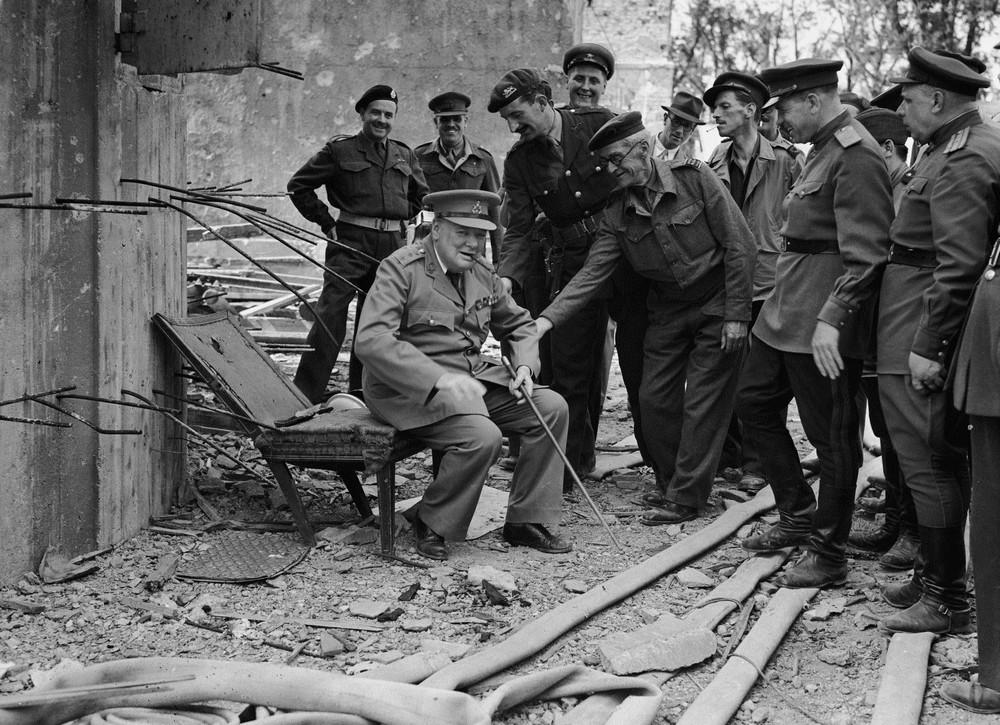Англо-американские хозяева денег как организаторы Второй мировой войны
