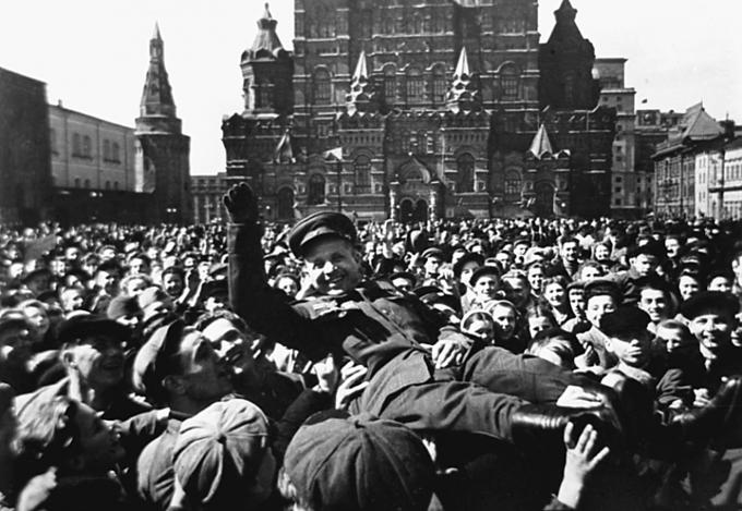 Факторы победы СССР в Великой Отечественной войне