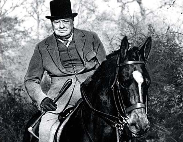 О сэре Уинстоне Черчилле и