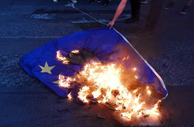 Прощай, Евросоюз!
