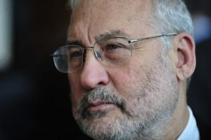Nobel lauriat economist Joseph Stiglitz