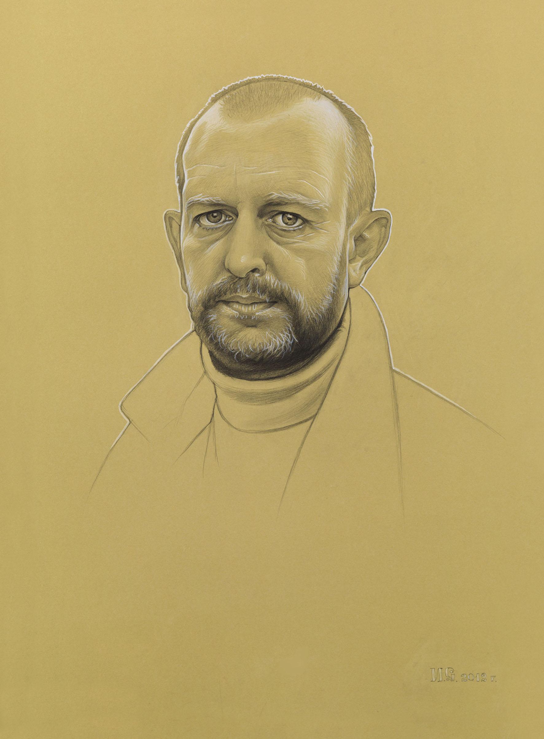 Николай Мельников. Русский крест