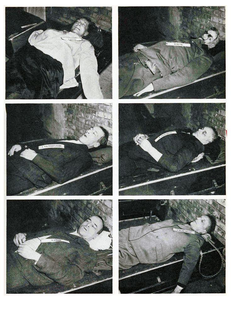 Суд народов над германским нацизмом. Заметки о Нюрнбергском процессе