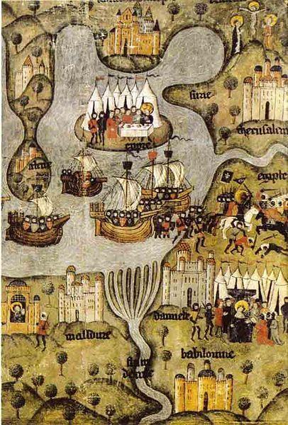 Третья мировая. Ближний и Средний Восток – альфа и омега земной истории