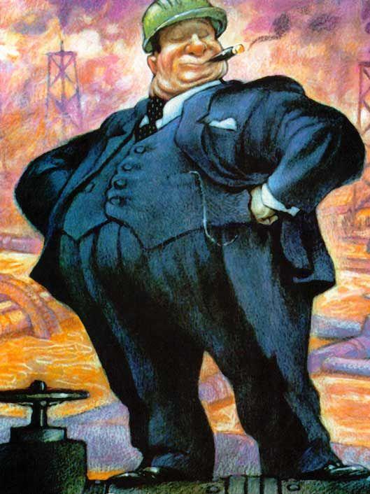 Олигархи в законе