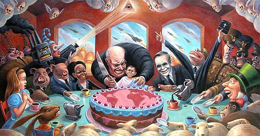 Неприкасаемые банкиры: Too big to jail?