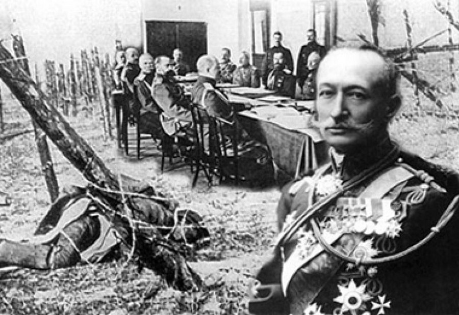 Брусиловский прорыв: как Россия спасала союзников по Антанте
