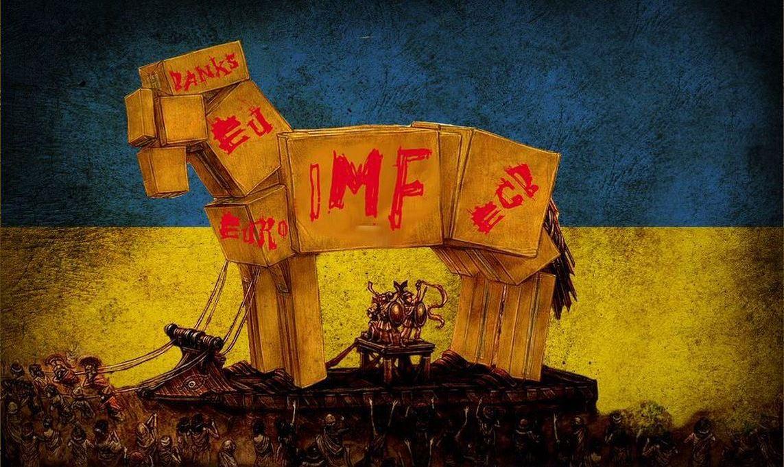 Роковое решение по Украине, или Самоубийство МВФ
