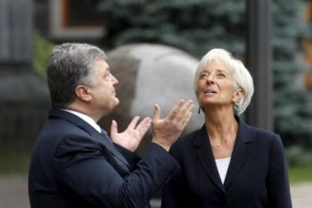 A Momentous Decision About Ukraine: The Suicide of the IMF