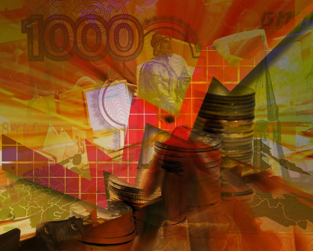 Именно ключевая процентная ставка сдерживает развитие экономики России