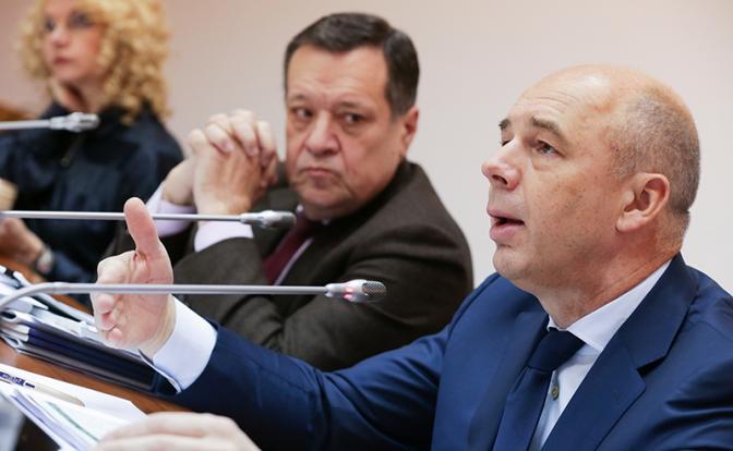 Бюджетный фокус Силуанова