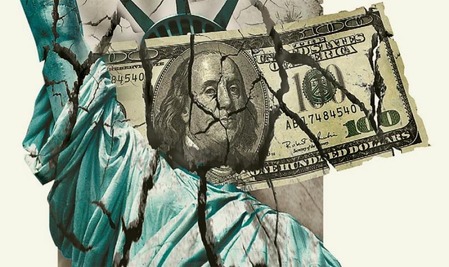 «В любую минуту доллары могут превратиться в макулатуру»