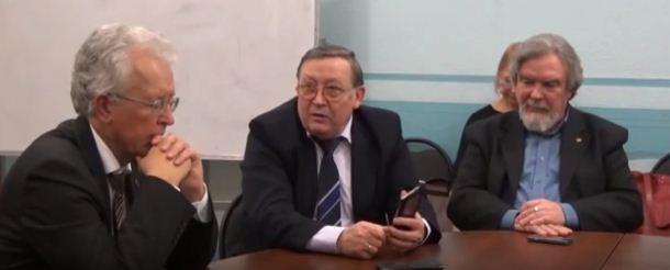 Валентин Катасонов в РГГУ: о главном