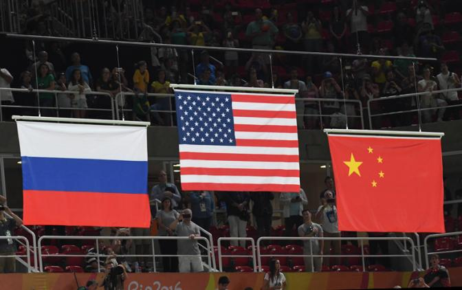 США меняют врага: №1 теперь Китай