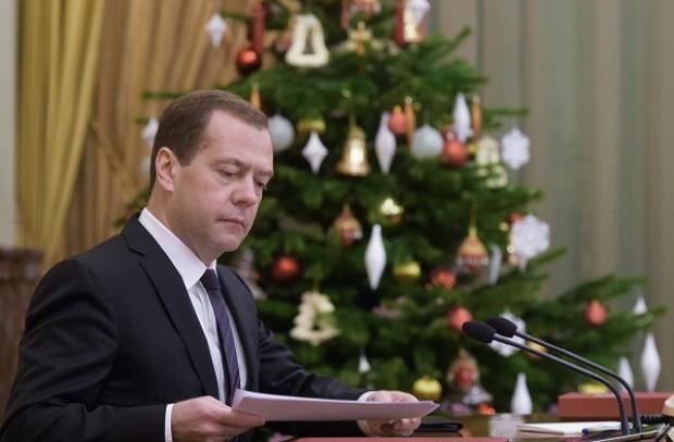 Медведевский застой